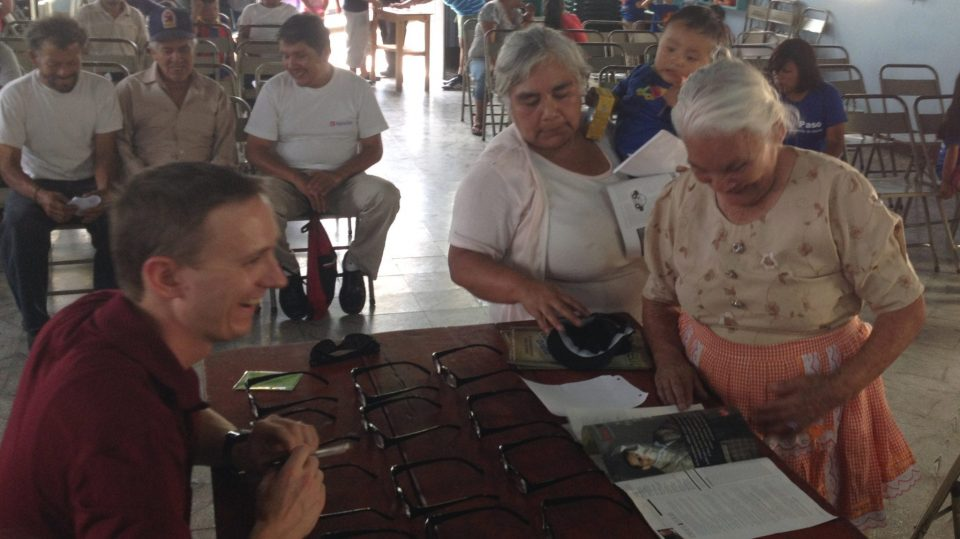 Vision Clinics in Guatemala