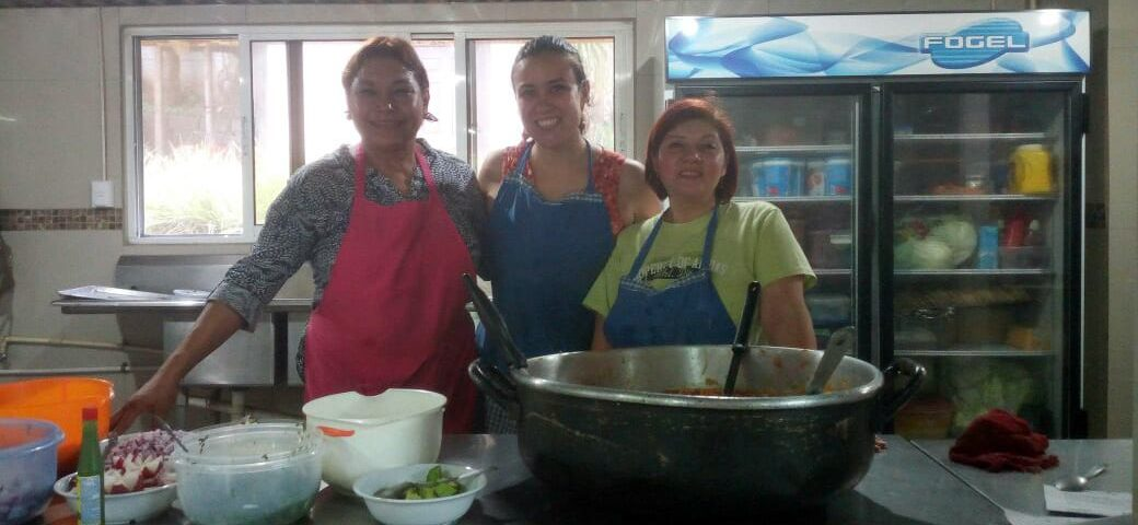 Giving the Gift of Service in Guatemala