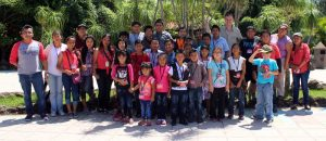 wonder in the eyes of students in Guatemala