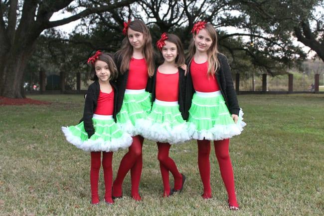 The Jingle Sisters