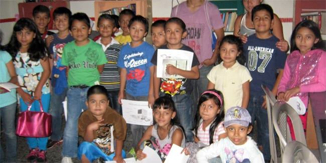 What the kids say about our classes in Guatemala