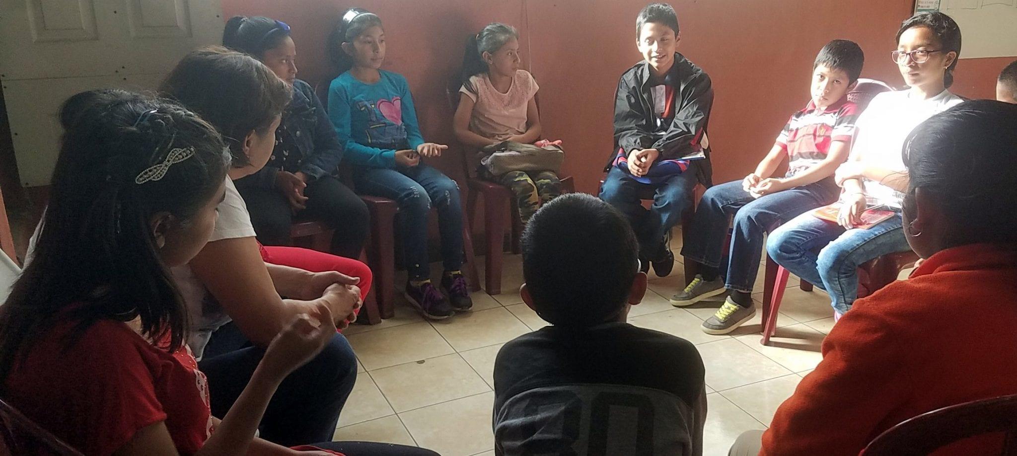 Bible classes