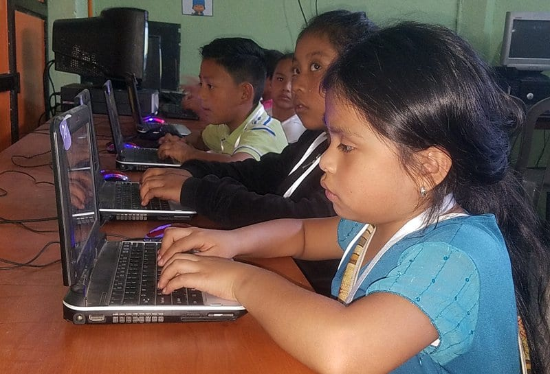 teaching kids computer skills