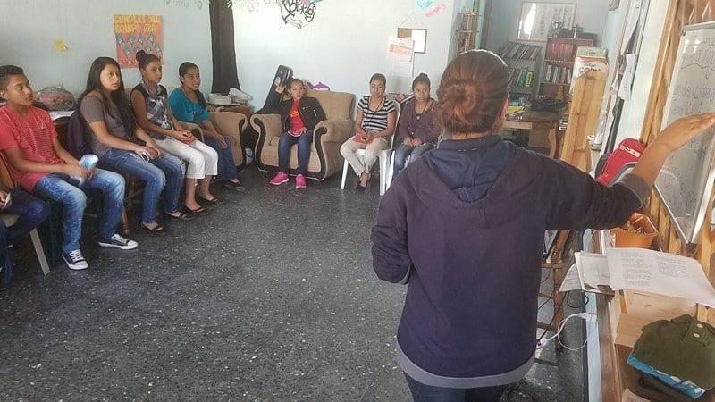 community center san jose pinula