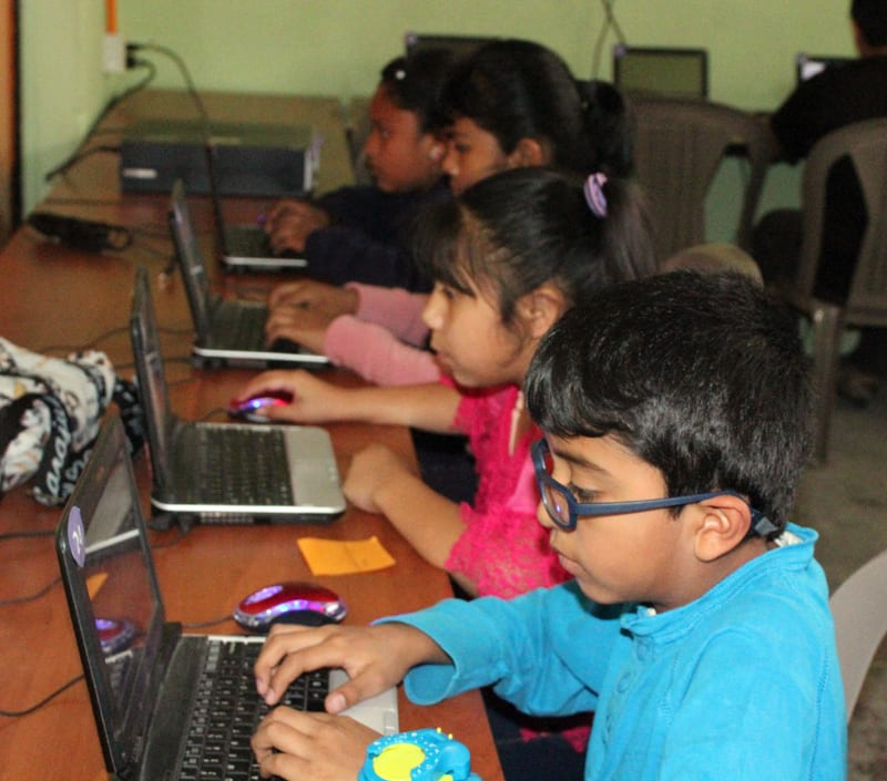 coding classes for kids guatemala