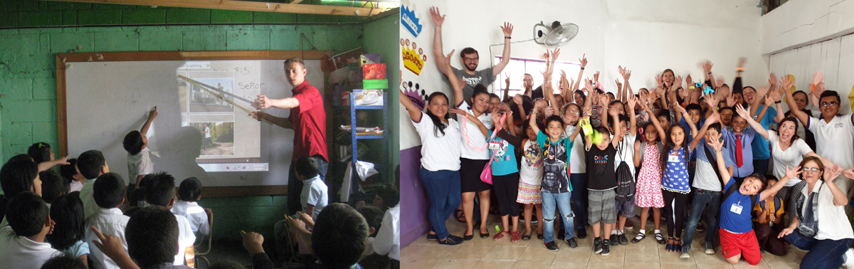 Multiplication! Missionary goes from 30 classes a month to 300 in Guatemala in ministry.