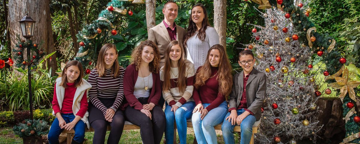 christmas 2019 missionary report for Guatemala ministry